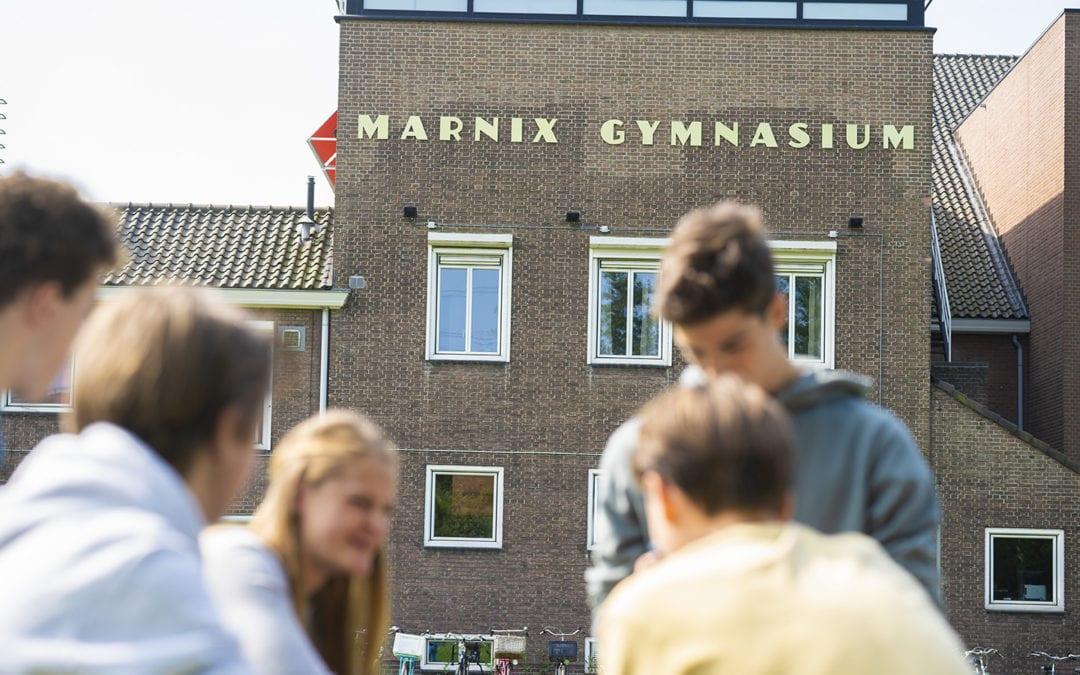 Middelbare scholen per 1 maart open, planning Marnix blijft ongewijzigd