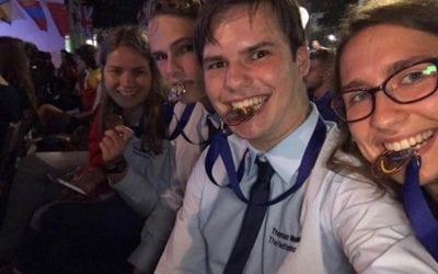 Internationale Aardrijkskunde Olympiade 2017