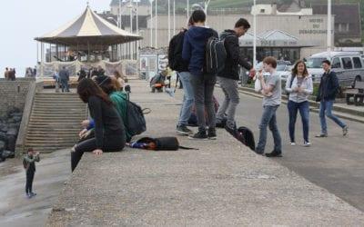 Leerlingen uit Rouen komen naar Rotterdam