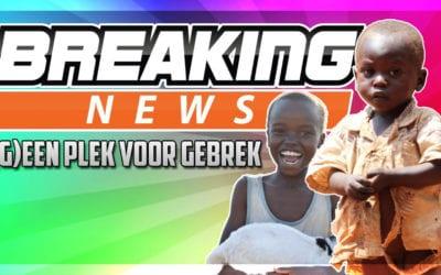 Breaking news – aandacht voor stille rampen