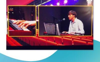 Groot muzikaal talent op Marnix Gymnasium