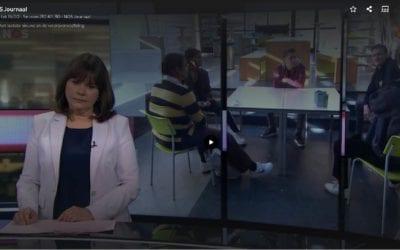 Centraal examen op het Marnix Gymnasium | NOS Journaal