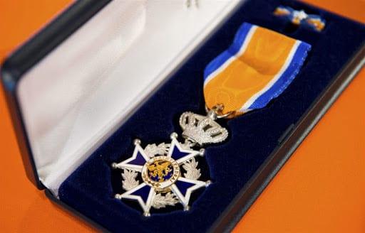 Koninklijke onderscheiding voor oud-leerling Pim Lameris